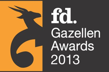 Proud of FD Gazelle award 2013