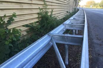 Diagonalen voor geleiderail