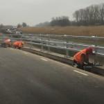Steel Safety Railing verzinkt
