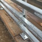 Steel Safety Railing   Voertuigkerende leuning